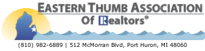 Eastern Thumb Association of Realtors Logo