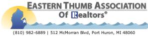 Eastern Thumb Association of Realtors Logo